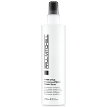 250 ml - Firm Style Freeze & Shine Spray
