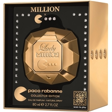 80 ml - Lady Million Pacman Collector