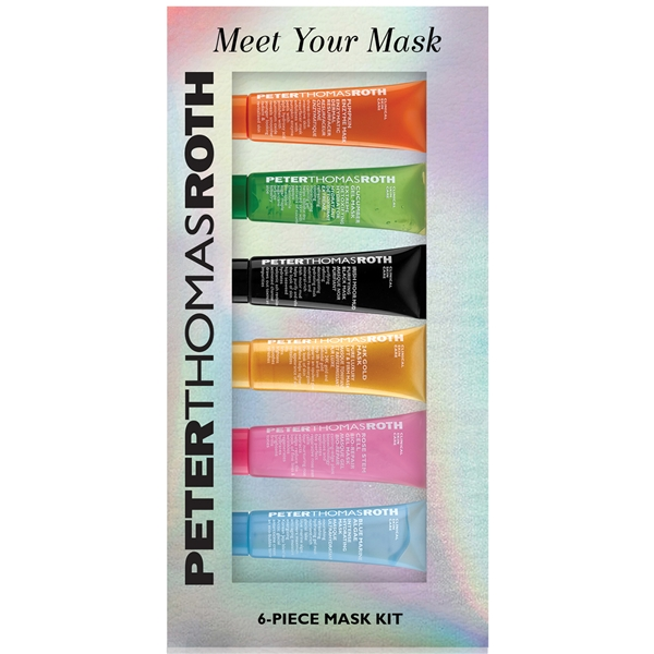 Meet Your Mask - 6 Piece Mask Kit