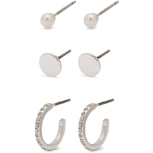 Triple Earrings Set