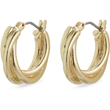 Jemima Earrings Gold Plated