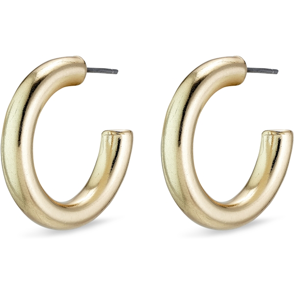 Maddie Gold Plated Earrings (Kuva 1 tuotteesta 2)
