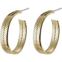 Noreen Earrings Gold Plated