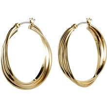 Jenifer Earrings Gold Plated