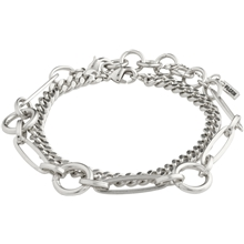 11203-6002 Sensitivity Bracelet Silver Plated