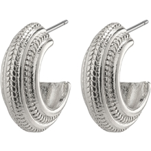 1 set - 26203-6013 Macie Earrings Silver Plated