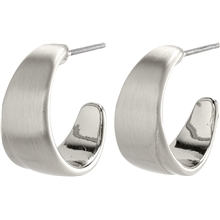 26203-6053 Gita Earrings Silver Plated 1 set