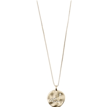 51203-2121 Capricorn Zodiac Sign Necklace