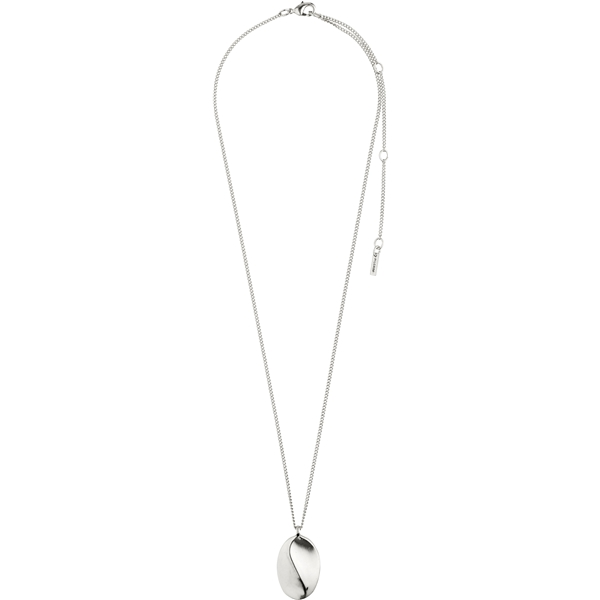 62203-6001 Mabelle Necklace Silver Plated (Kuva 2 tuotteesta 2)