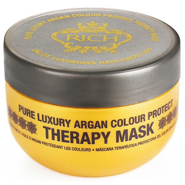 Pure Luxury Argan Colour Protect Therapy Mask