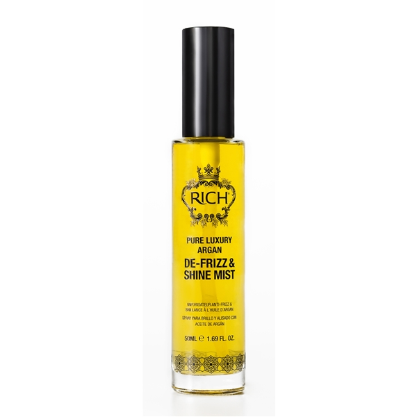 Pure Luxury Argan DeFrizz & Shine Mist