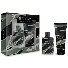 Replay Signature Red Dragon for Him - Gift Set