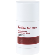 75 ml - Recipe for Men Deodorant Stick