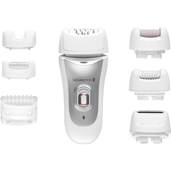 EP7700 Smooth & Silky EP7 - 7 in 1 Epilator (Kuva 3 tuotteesta 4)