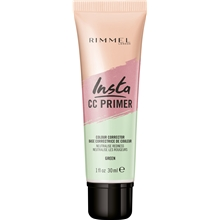 30 ml - 01 Green - Rimmel Insta Flawless Cc Primer