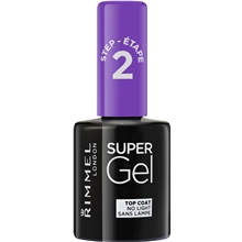 Rimmel Supergel Nailpolish Top Coat