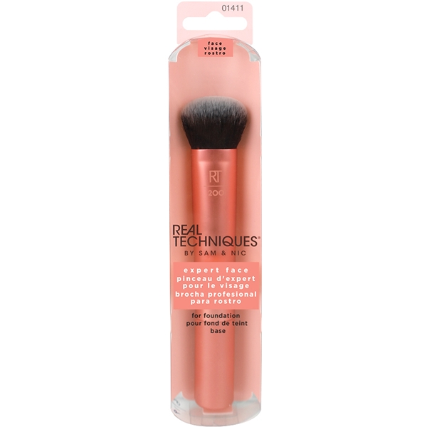 Real Techniques Expert Face Brush (Kuva 2 tuotteesta 3)