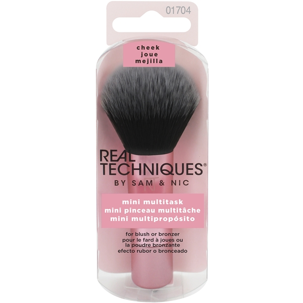 Real Techniques Mini Multitask Brush (Kuva 2 tuotteesta 6)