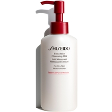 125 ml - Shiseido Extra Rich Cleansing Milk