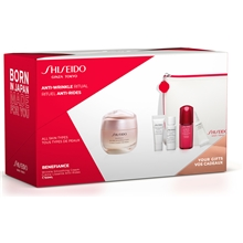 Benefiance Anti Wrinkle Ritual Set
