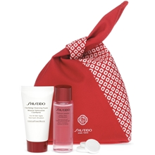 1 set - Shiseido Cleanse & Balance Travel Kit