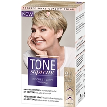 1 set - 9.1 Light Ashy Blonde - Tone Supreme