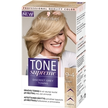 1 set - 9.4  Beige Blonde - Tone Supreme