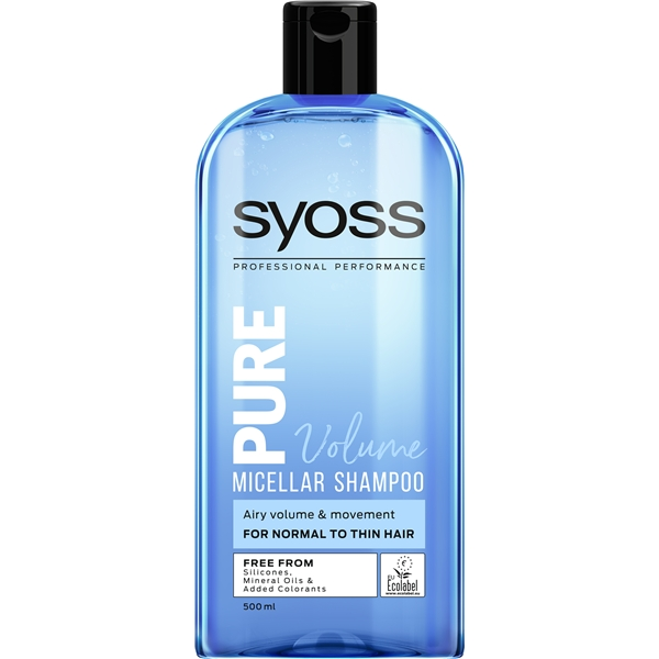 Syoss Pure Volume Shampoo