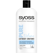 Syoss Pure Volume Conditioner