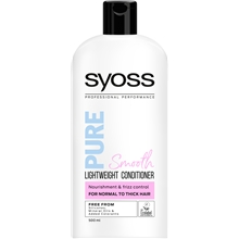 500 ml - Syoss Pure Smooth Conditioner