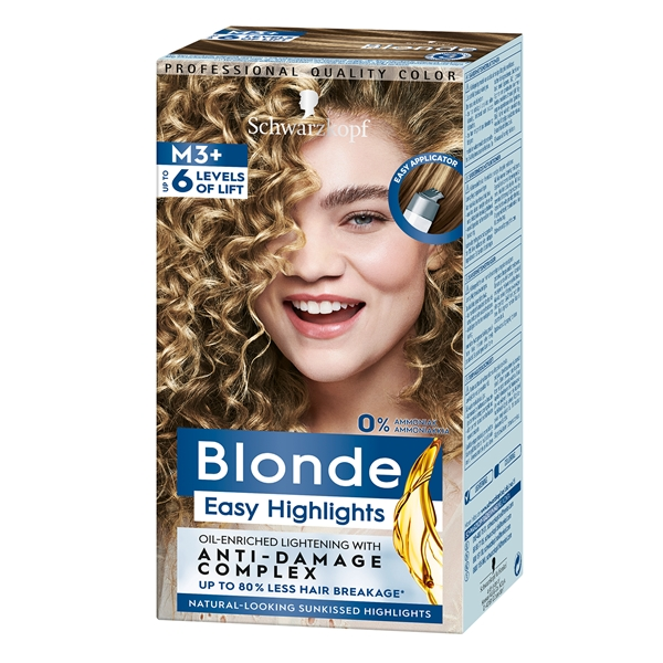 Schwarzkopf Blonde Highlights 1 set M3+