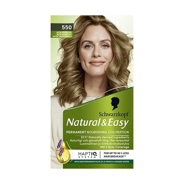 Natural & Easy No. 550, Schwarzkopf