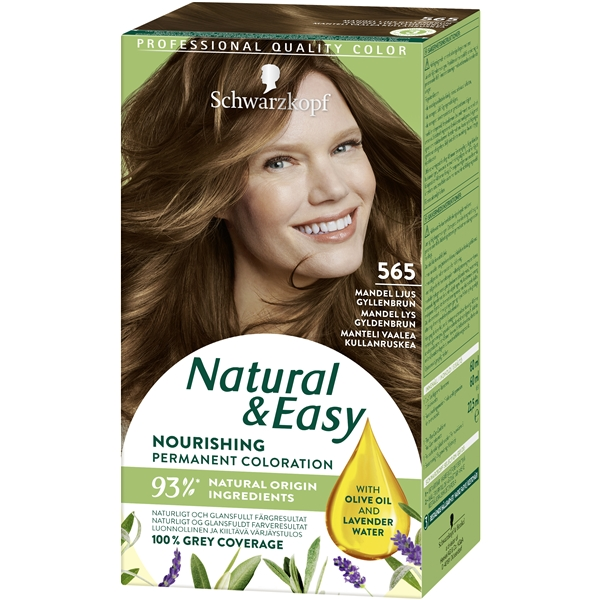 Natural & Easy No. 565