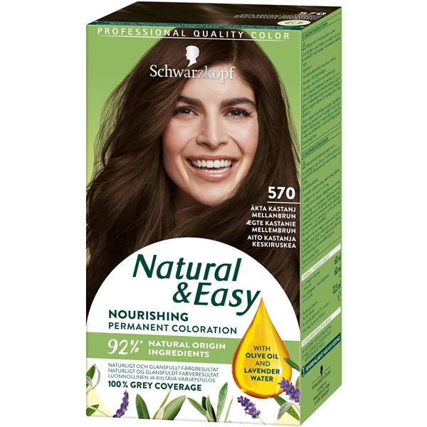 Natural & Easy No. 570