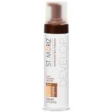 200 ml - Develop 5 in 1 Tanning Mousse