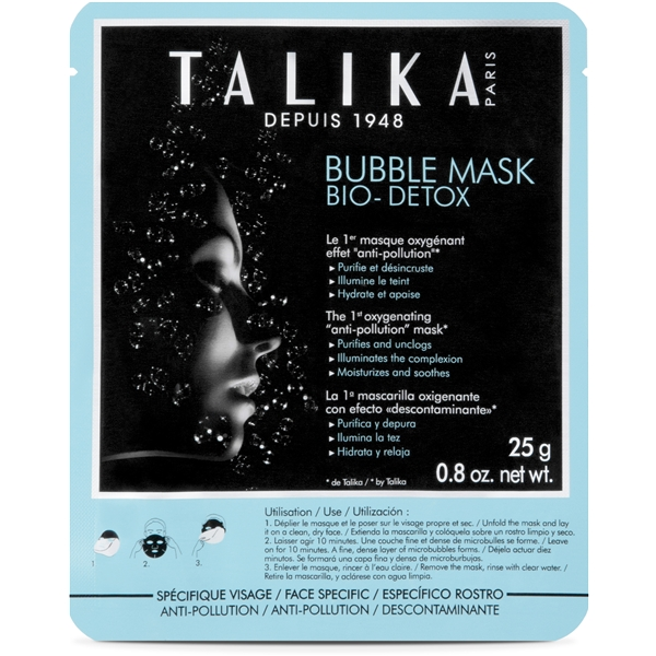Talika Bubble Mask Bio Detox