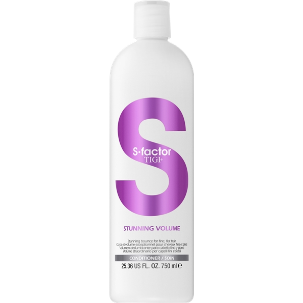 S Factor Stunning Volume Conditioner