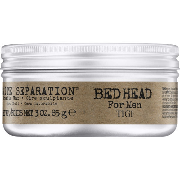 Bed Head For Men Matte Separation Wax