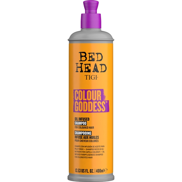 Bed Head Colour Goddess - Shampoo 400 ml, TIGI