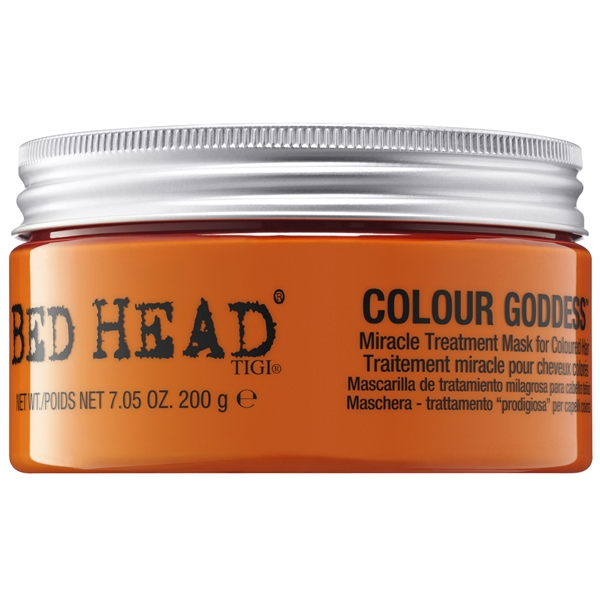 Bed Head Colour Goddess - Miracle Mask 200 gr, TIGI