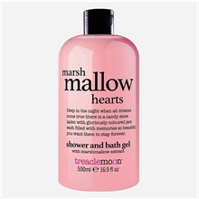 Marshmallow Hearts Bath & Shower Gel