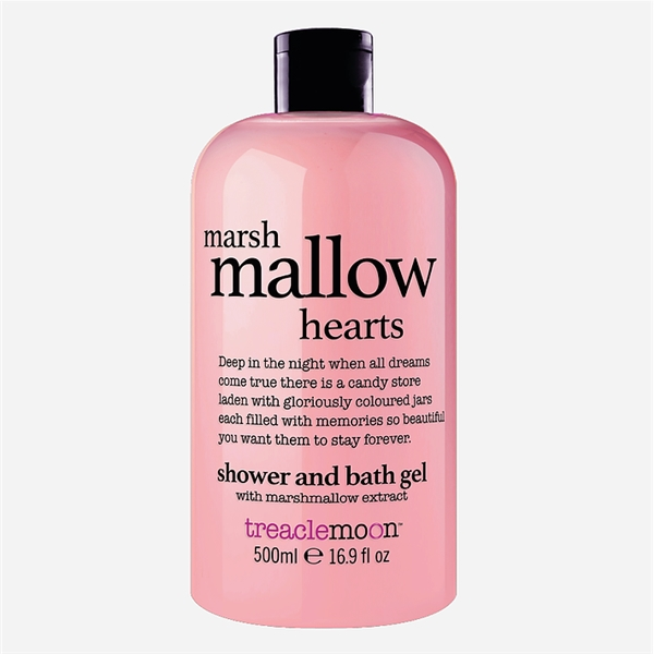 Marshmallow Hearts Bath & Shower Gel (Kuva 1 tuotteesta 2)