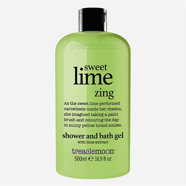 Sweet Lime Zing Bath & Shower Gel (Kuva 1 tuotteesta 2)
