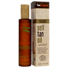 TanOrganic Self Tan Oil