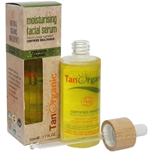 50 ml - TanOrganic Moisturising Facial Serum