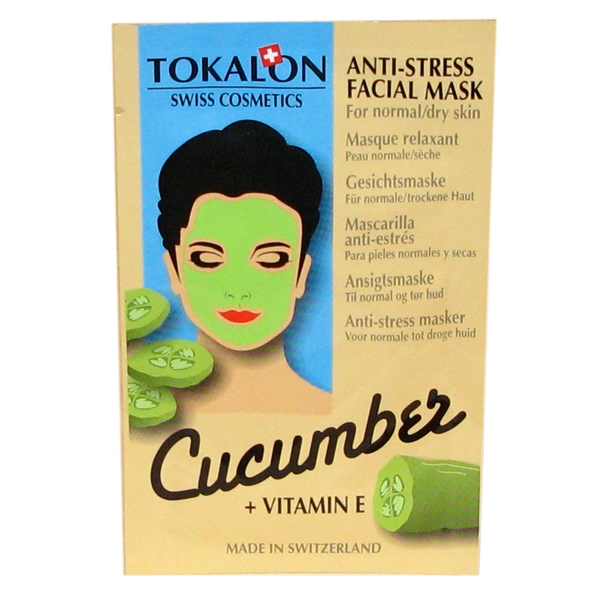 Tokalon - Cucumber Facial Mask 15 ml