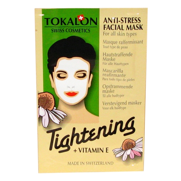 Tokalon - Tightening Facial Mask 15 ml
