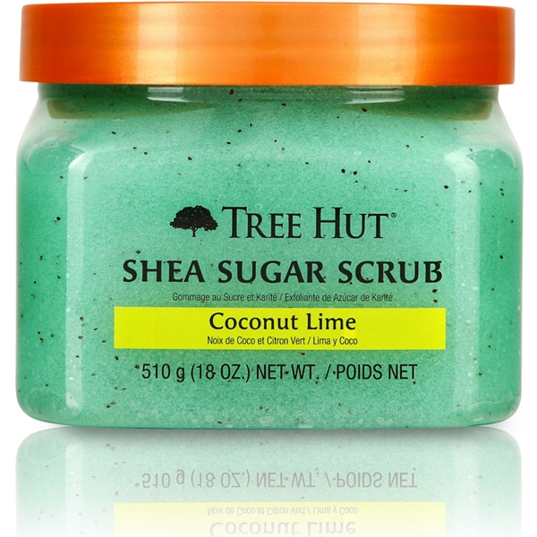 Tree Hut Shea Sugar Scrub Coconut Lime (Kuva 1 tuotteesta 2)