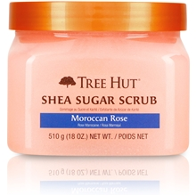 Tree Hut Shea Sugar Scrub Moroccan Rose