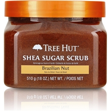 Tree Hut Shea Sugar Scrub Brazilian Nut